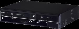 Magnétoscope combiné VHS graveur DVD avec disque dur - funai TD6D