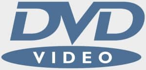 Logo bleu DVD Video