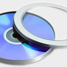Boitier métal DVD