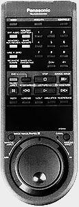 Télécommande infrarouge Panasonic NV-FS100