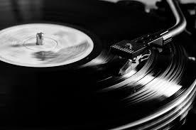 Illustration numérisation disque vinyle