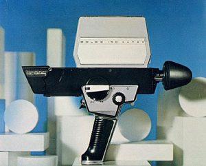 Caméra Super 8 Bolex 150