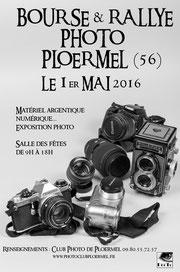Bourse Et Rallye Ploermel 2016
