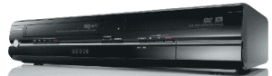 magnétoscope combiné VHS Graveur DVD - Toshiba-D-VR60DT