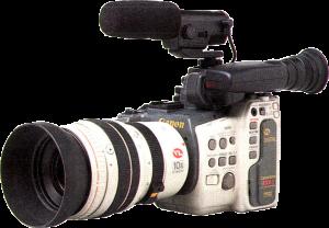 caméra Canon EX2
