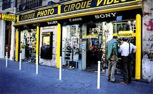 Cirque Photo