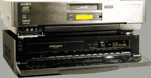 Panasonic HS 1000 Sony EVS9000