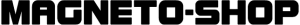 Logo magneto shop