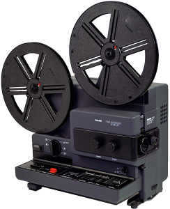 projecteur super 8 bauer t 502 saga 8mm. Black Bedroom Furniture Sets. Home Design Ideas
