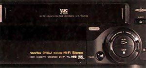 Sony ev t1b VHS