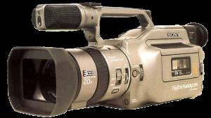 Sony-DCR-VX-1000-1