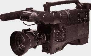 Sony UVW 100