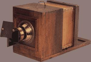 Daguerréotype demi-plaque de Chevalier