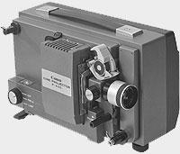 Canon Cine Projector P-400