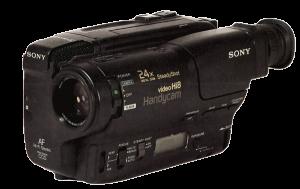 Sony CCD TR 750