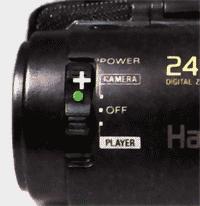 Stabilisateur Sony CCD TR 750