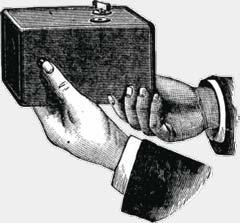Appareil Kodak 1891
