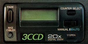 Tri-CCD