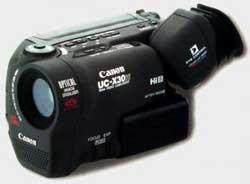 Canon UCX30Hi