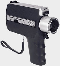 Canon Zoom 250 Super 8