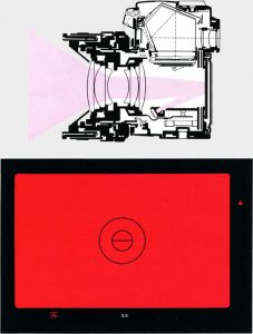 Leica R5 Mesure Flash TTL