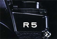 Logo Leica R5