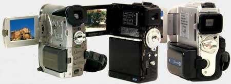Mini Caméscopes miniDV