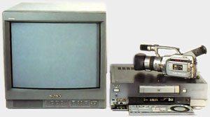 Montage DV Sony