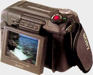 Sony SC55 Dos
