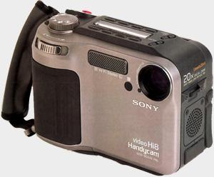Sony SC55 Face