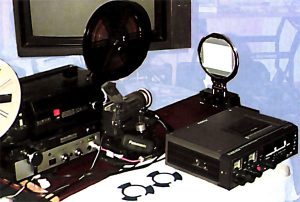 Transférer 8 et Super8 en S-VCD