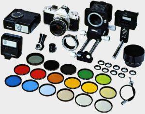 Nikkormat FT2 - Système Nikon