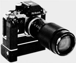 Nikon F2+MD1+ MB1