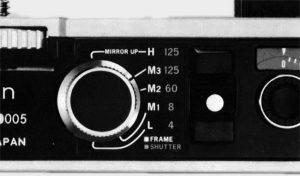 Nikon Dos de l'élément moteur