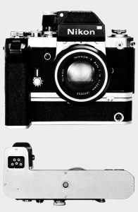 Nikon F2 + MD-1