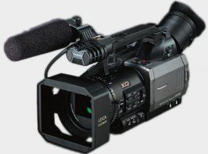 Panasonic AG DVX 100A