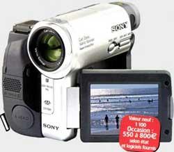 Sony CCD-TRV33