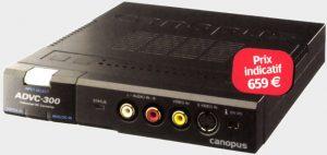 Canopuc ADVC-300