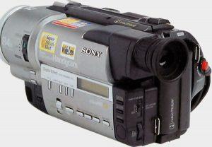 Sony CCD-TR3200