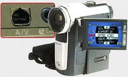 Caméscope mini DV