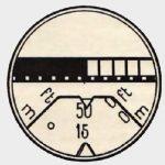 Compteur métrique Bauer D2