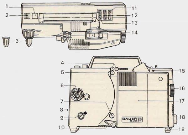 Bauer T6