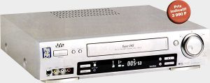 JVC HR-S 7500