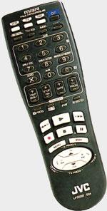 Télécommande JVC HR S-7500