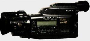 Sony CCD V800