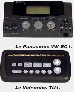 Panasonic VW EC1 Videonics TU1