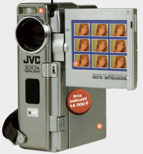 JVC GR-DVX7