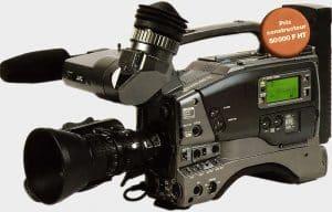 JVC GY DV500