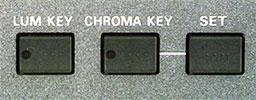 Luma Key Chroma Key Panasonic AVE 55
