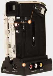 Station acceuil Panasonic-NV-EX1EG-5